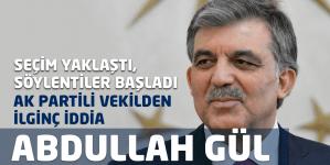 2019 Başkanlık Adayı GÜL