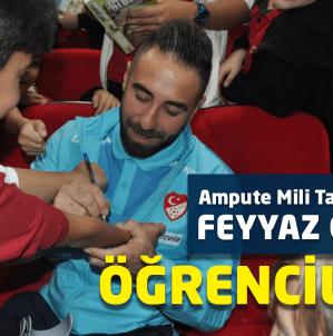 Erciyes Koleji Şampiyonu Ağırladı