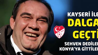 Kayseri'ye Şok