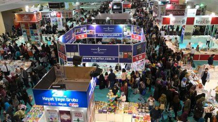 Kayseri Kitap Fuarında Hedef 600 Bin Ziyaretçi