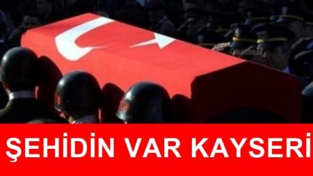 Şehidin Var Kayseri