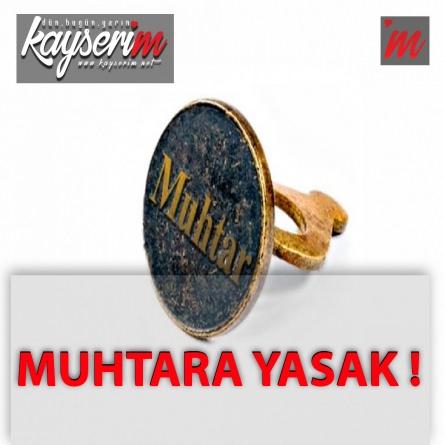 Muhtara Yasak