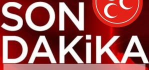 Adaylar Açıklandı MHP'den İstifa Geldi