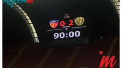 İstikbal Kayserispor Kendi Evinde Mağlup Oldu