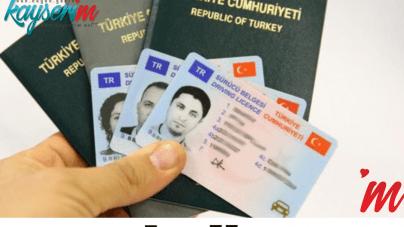Kimlik Ehliyet ve Pasaport Randevularında Yeni Dönem