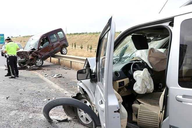 Bayramı Tatilinin Kaza Bilançosu