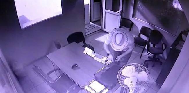 Fabrikada Hırsızlık Yapan Şüpheli Yakalandı