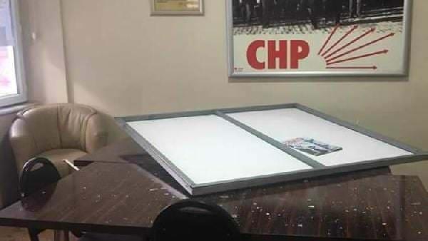 Chp İlçe Binası Saldırısına 4 Yıl Hapis