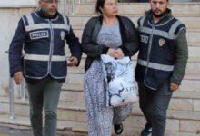 Photo of 25 yıl hapisle aranan kadın yakalandı