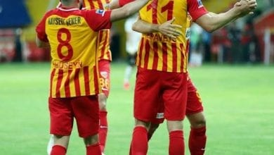 Photo of Kayserispor Süper Lig'de